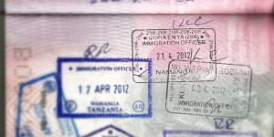 Change of Visa Requirements for travel to Kenya.