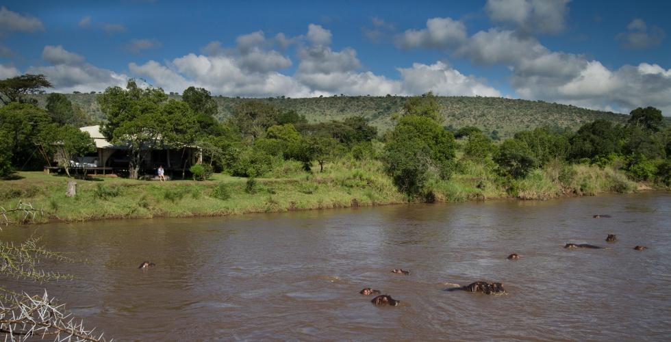 Alex Walker's Serian_Masai Mara_Serengeti Masai Mara River