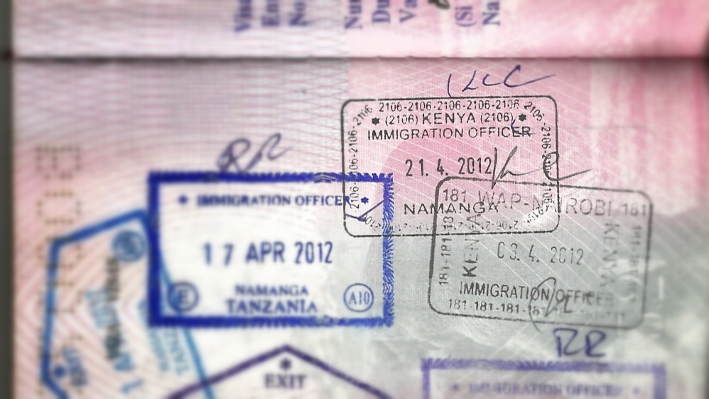 How To Change A Visa For Travel To Kenya