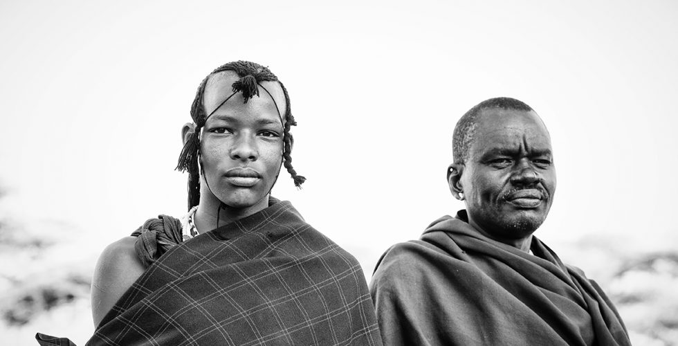 Photography Workshops Masai Portraits