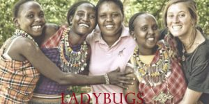 Ladybugs – A fully female guided safari.